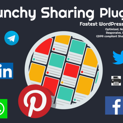 Crunchy Sharing WordPress Plugin